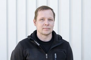 Jukka Rantti - Porvoon LVI-group Oy